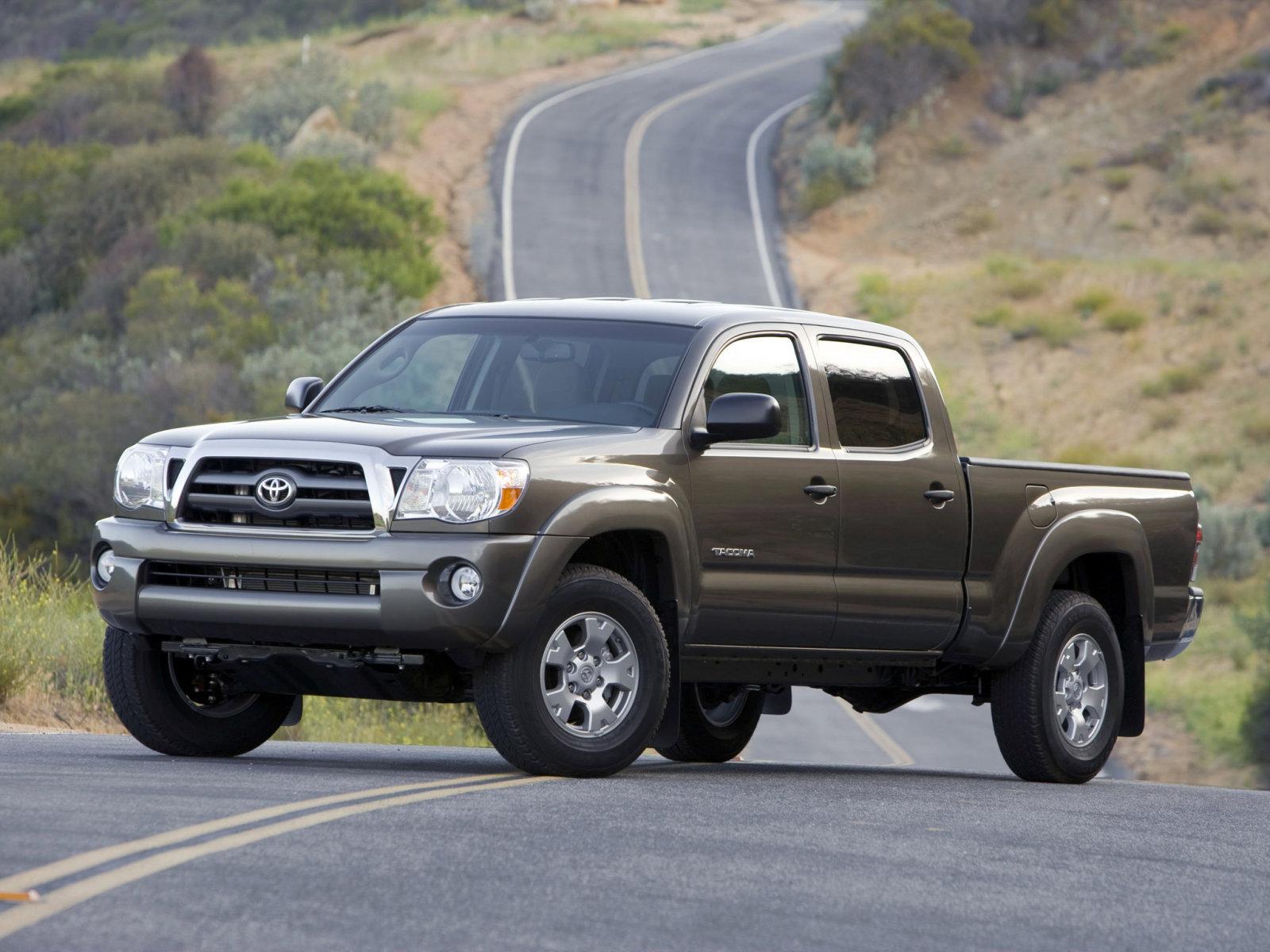Toyota (Тойота) Tacoma 2004-2012 г.