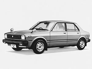 Toyota Tercel 4 дв. седан Tercel