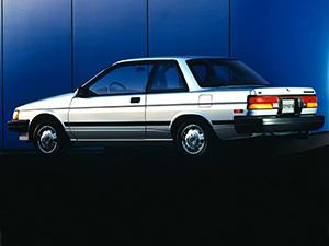 Toyota Tercel 3 дв. купе Tercel Coupe