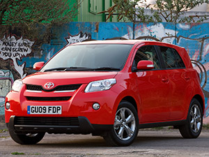 Toyota Urban Cruiser 5 дв. кроссовер Urban Cruiser