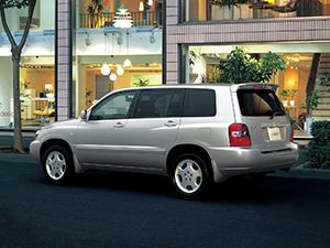 Toyota Kluger  5 дв. внедорожник V
