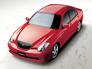 Toyota Verossa 4 дв. седан Verossa