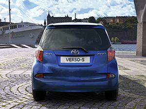 Toyota Verso 5 дв. минивэн Verso-S