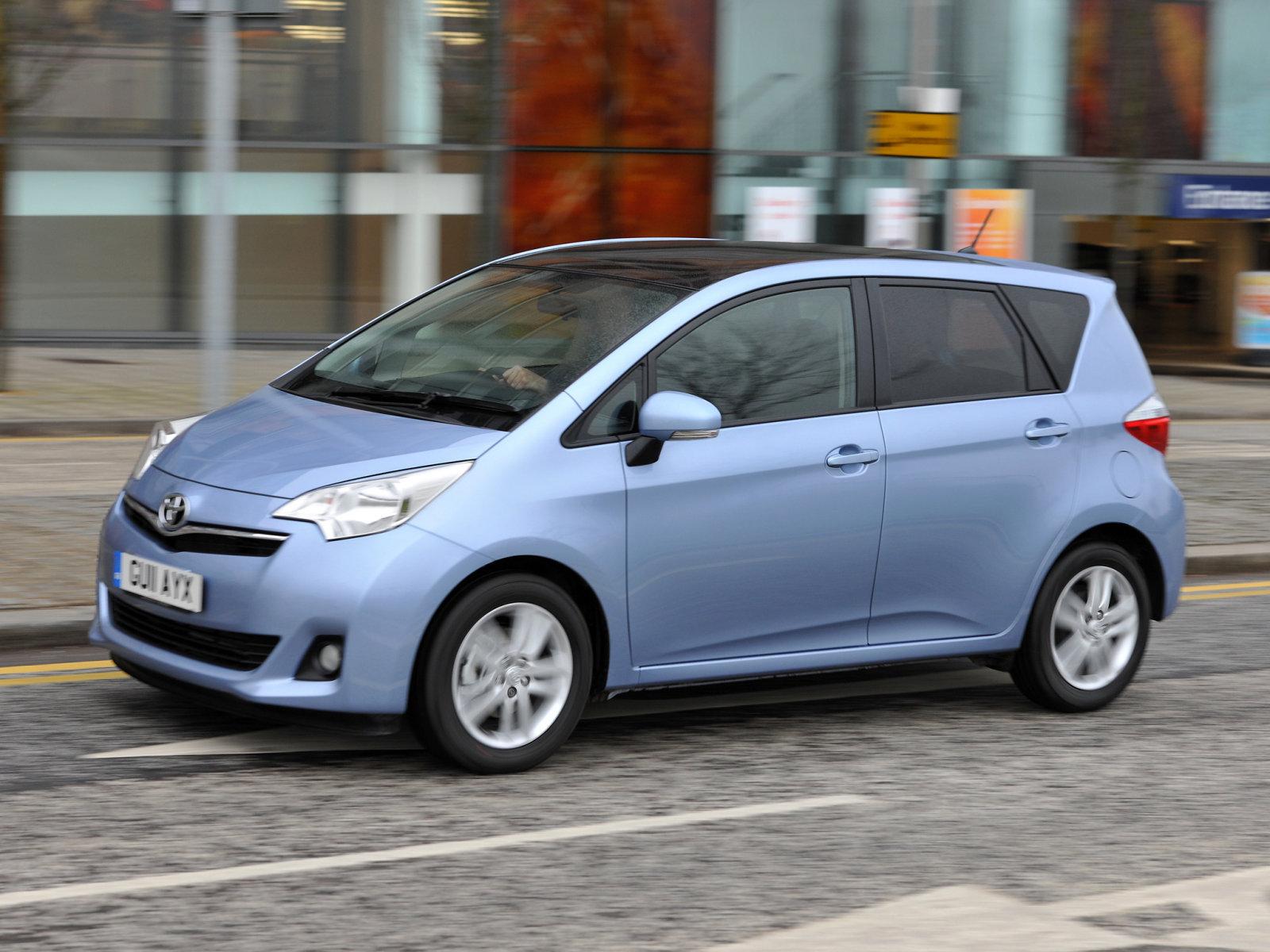 Авто тойота версо новые модели и цены характеристики и фото