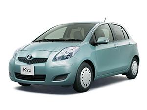 Toyota Vitz 5 дв. хэтчбек Vitz