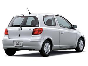 Toyota Vitz 3 дв. хэтчбек Vitz