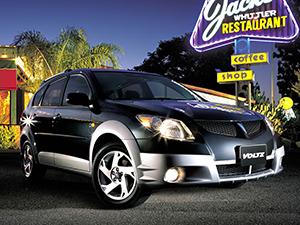 Toyota Voltz 5 дв. внедорожник Voltz