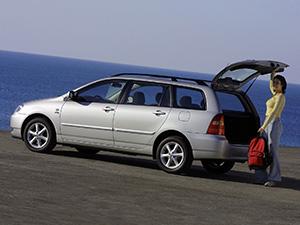 Toyota Corolla 5 дв. универсал Wagon
