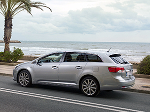 Toyota Avensis 5 дв. универсал Wagon