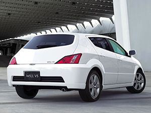 Toyota Will Vs 5 дв. хэтчбек Will Vs