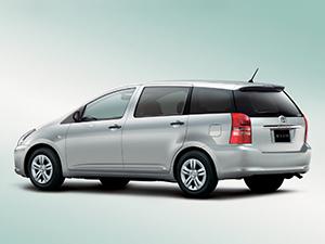 Toyota Wish 5 дв. минивэн Wish