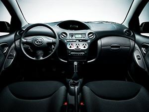 Toyota Yaris 5 дв. хэтчбек Yaris