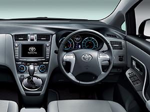 Toyota Mark X 5 дв. универсал Zio