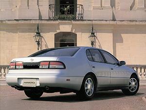 Toyota Aristo 4 дв. седан (ZS14)