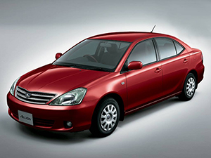 Toyota Allion 4 дв. седан (ZT24)