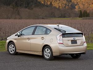 Toyota Prius 5 дв. хэтчбек (ZVW30)