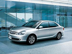 Технические характеристики Toyota Allion