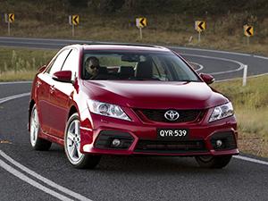 Технические характеристики Toyota Aurion