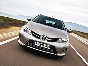 Технические характеристики Toyota Auris