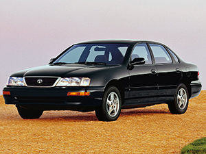 Avalon с 1995 по 1999
