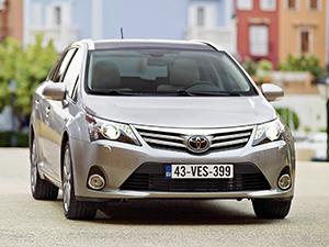 Технические характеристики Toyota Avensis
