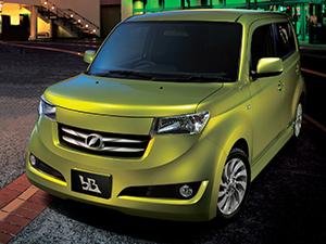 Технические характеристики Toyota BB