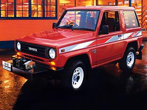 Технические характеристики Toyota Blizzard