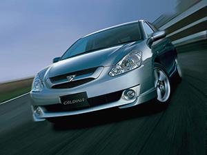 Технические характеристики Toyota Caldina 2.0 Ti 4WD 2002-2005 г.