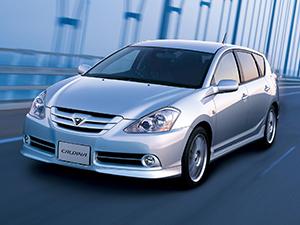 Технические характеристики Toyota Caldina