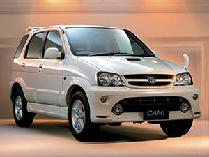 Технические характеристики Toyota Cami
