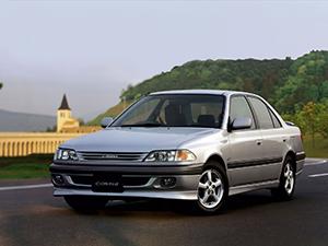 Технические характеристики Toyota Carina