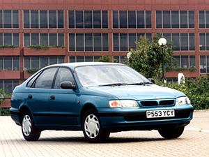 Технические характеристики Toyota Carina E
