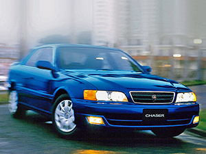 Технические характеристики Toyota Chaser 2.5 i 24V Twin- turbo 1996-2000 г.