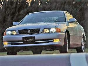Технические характеристики Toyota Chaser