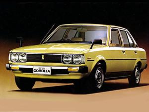Corolla с 1982 по 1983