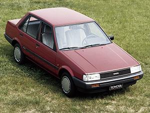 Corolla с 1983 по 1985