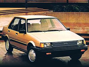 Corolla с 1985 по 1987