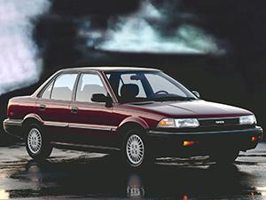 Технические характеристики Toyota Corolla 1.3 1987-1992 г.