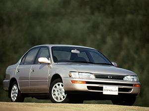 Corolla с 1992 по 1997