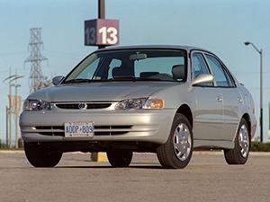 Corolla с 1997 по 2000
