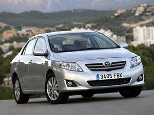 Corolla с 2007 по 2010