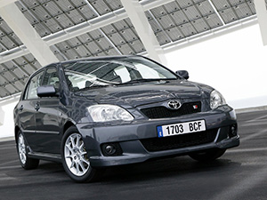 Corolla с 2004 по 2007