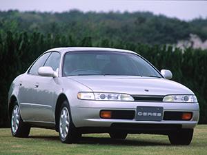 Технические характеристики Toyota Corolla Ceres