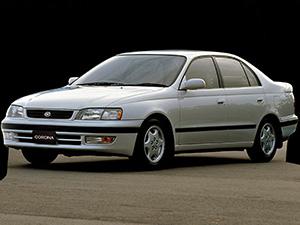 Технические характеристики Toyota Corona