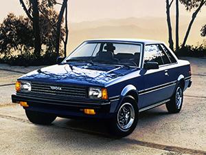 Coupe с 1980 по 1982