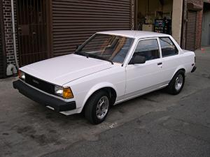 Coupe с 1982 по 1983