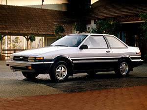 Coupe с 1983 по 1987