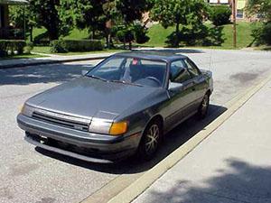 Технические характеристики Toyota Celica 1.6 1985-1990 г.