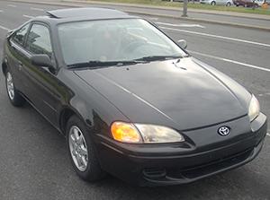 Технические характеристики Toyota Cynos