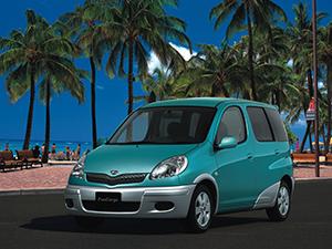 Технические характеристики Toyota Funcargo